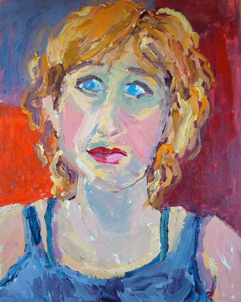 Kathleen Elsey paintings| Workshops | Fauvist Paintings
