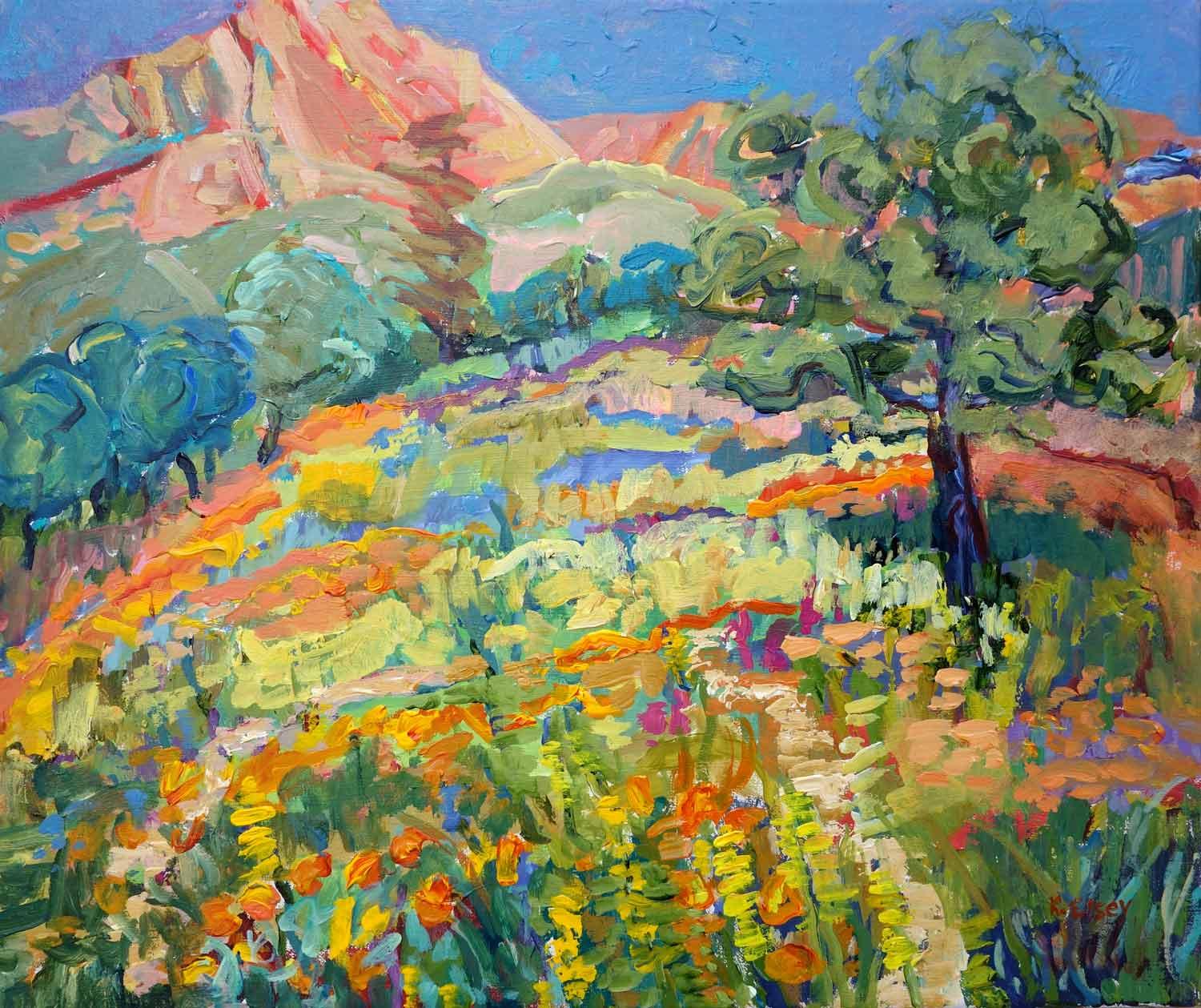 Santa Barbara Painting Workshop